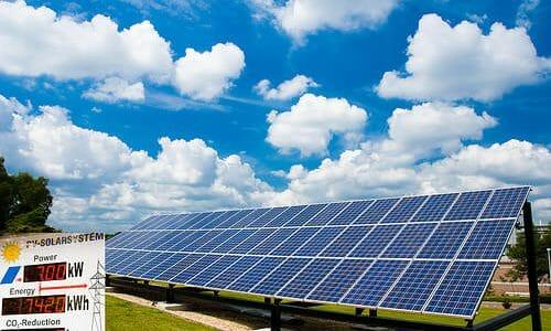 農地での太陽光発電に条件付で設置許可がでた模様