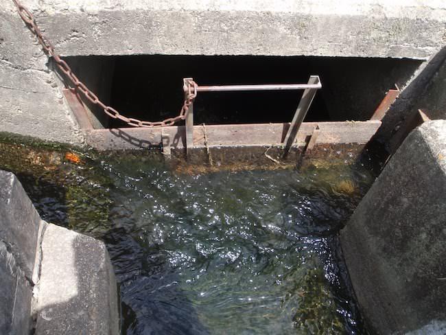 農業用水路