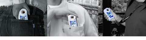 アタゴ ポケット糖度計PAL