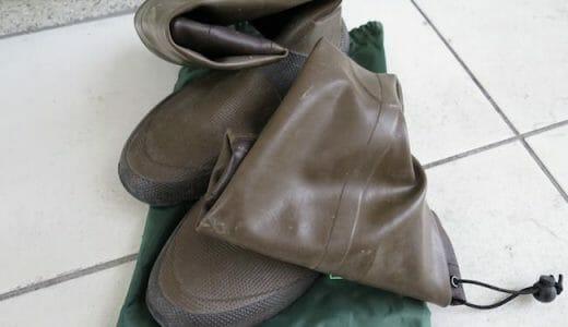 軽くて持ち運びにも便利「日本野鳥の会」のお洒落な長靴