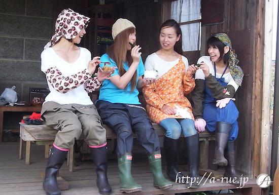 A-rue(ア・リュ) ロハス&農ファッション