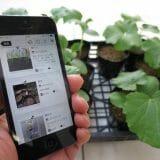 栽培記録アプリ