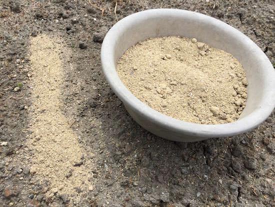 有機質肥料