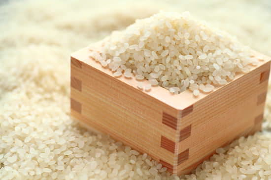 お米の体積