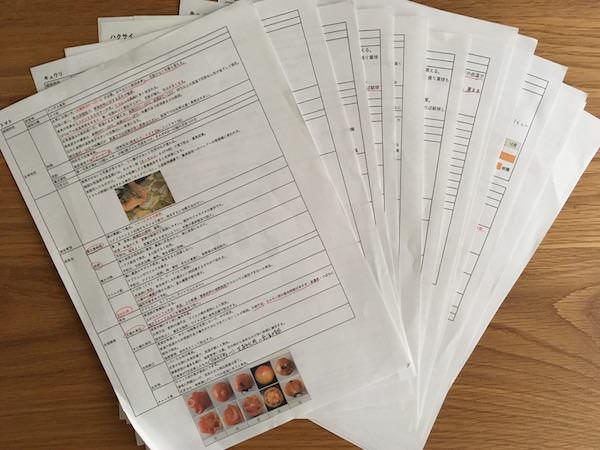 日本農業技術検定2級試験対策用ノート