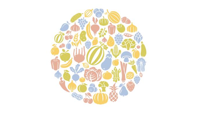 野菜の科目、種類と分類