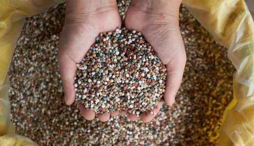 有機肥料と化学肥料の違い